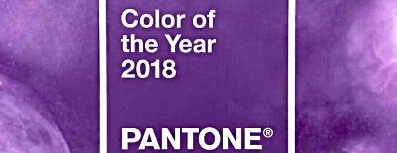 Pantone color del 2018